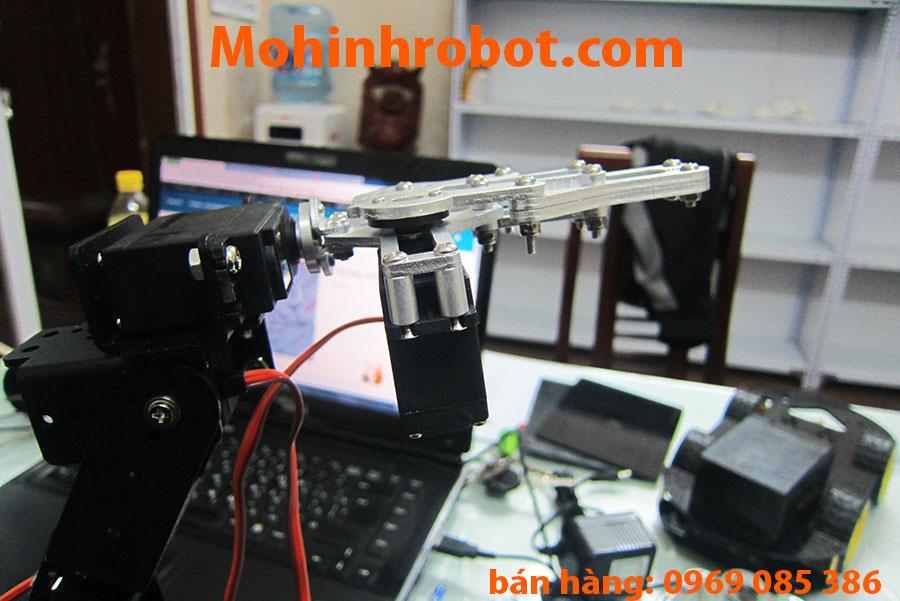 TAY ROBOT PHAN LOAI SAN PHAM