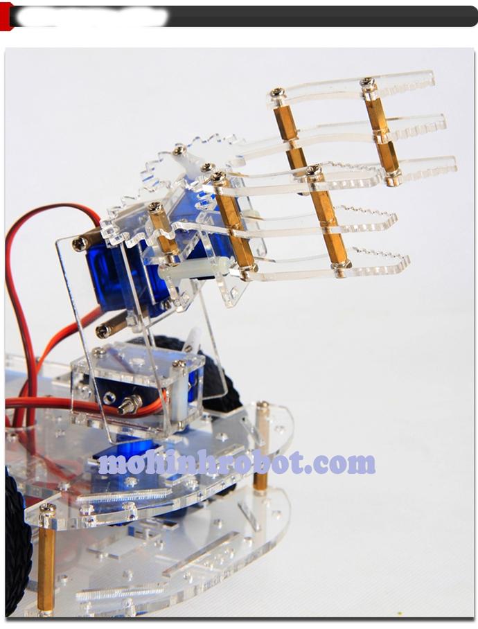 Cánh tay robot ba chiều