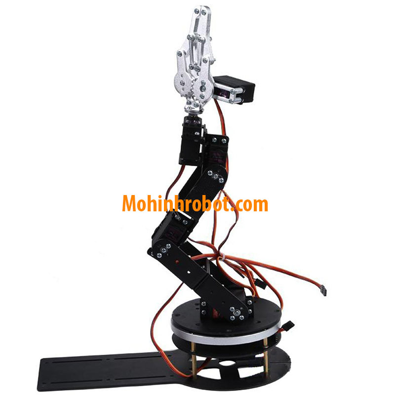 hình ảnh ban canh tay robot 6 bac