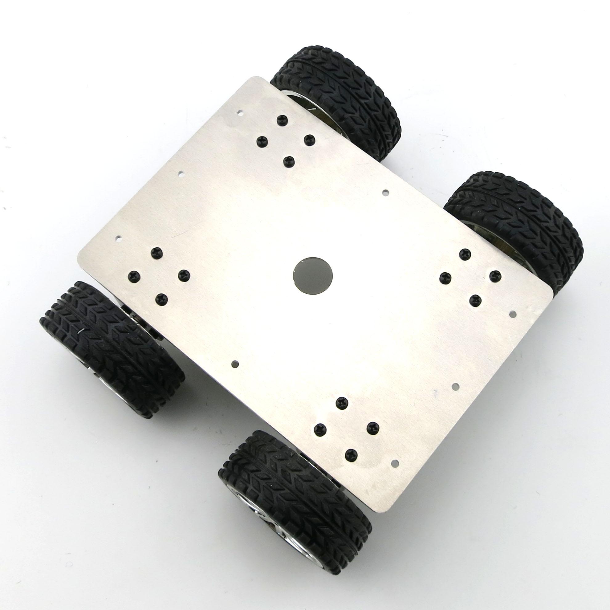 Khung xe robot kim loại