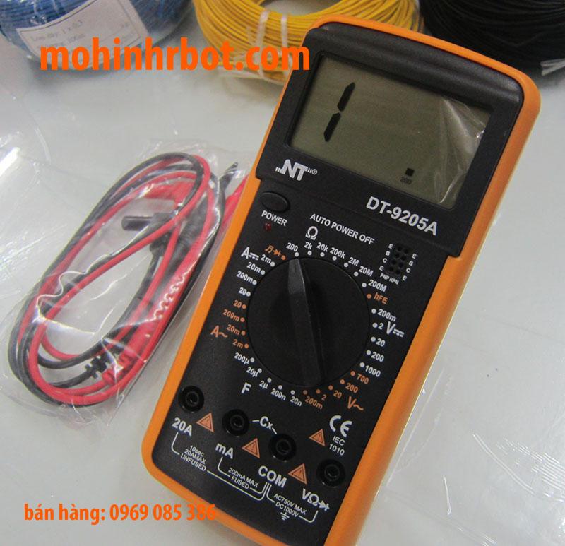 Mua đồng hồ số DT9205A