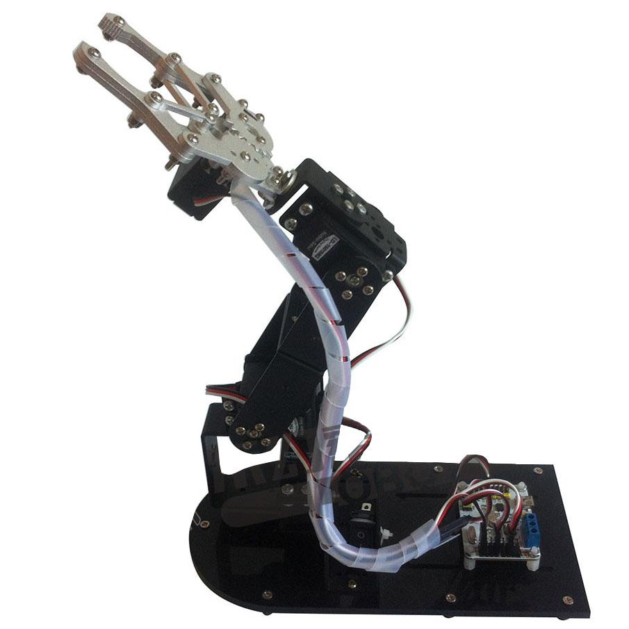Cánh tay robot 3 bậc đơn giản