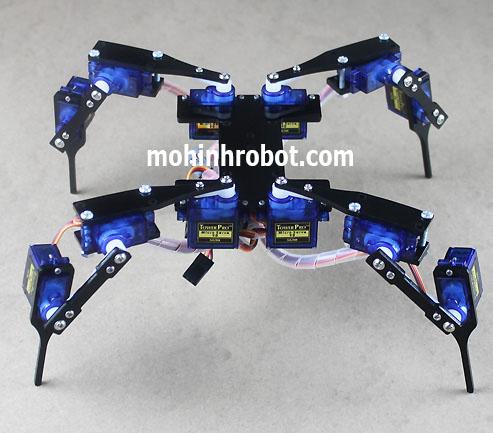 mua khung robot 4 nhen 4 chan sg90