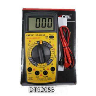 Đồng hồ số vạn năng DT9205B