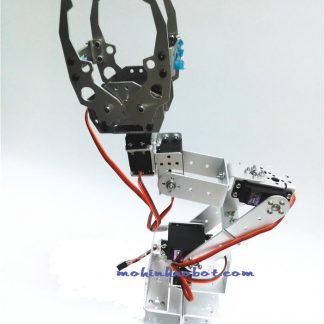 cánh tay robot 6 bậc tự do