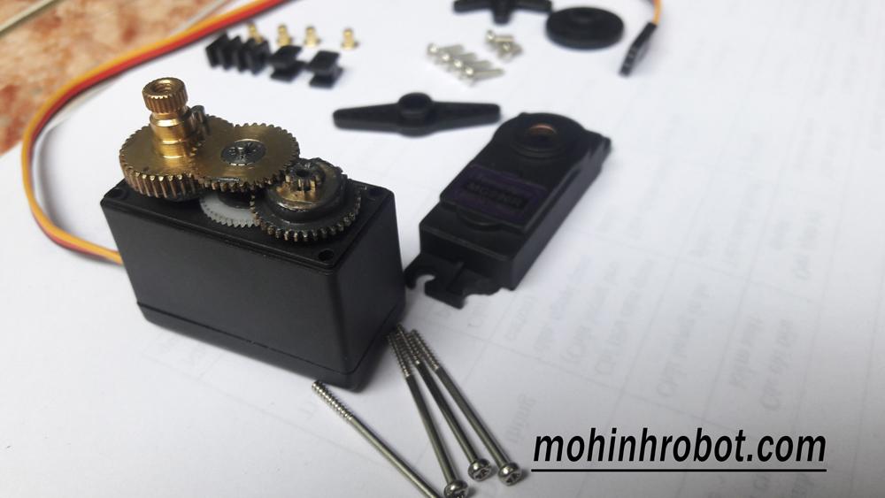 Động cơ Servo Mg996R