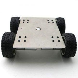 Khung xe 4 bánh kim loại