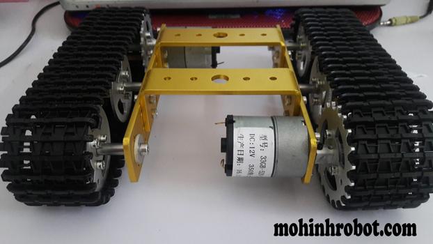 Khung xe tăng kim loại T100