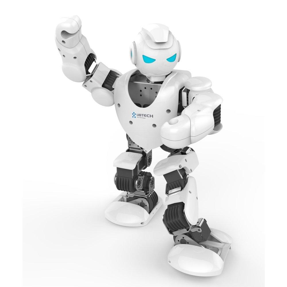 robot hình người  thông  minh có thể lập trình  Alpha 1S UBTECH