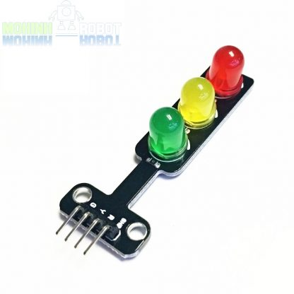 module đèn tín hiệu giao thông 5v