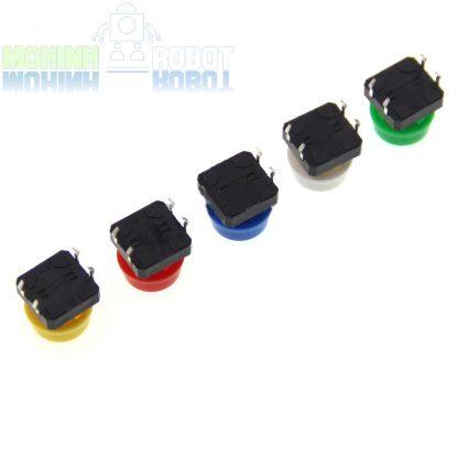 nút nhấn 4 chân B3F 12X12X7.3mm